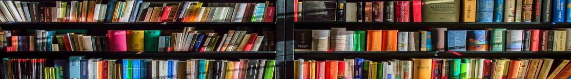 Horizontal Books Shelf